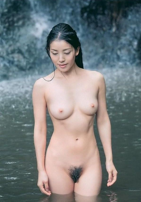 Nude asian ladies