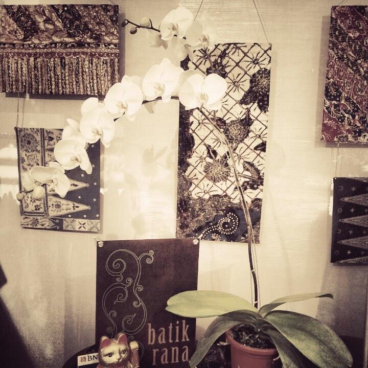 Batik Rana @ Indonesia  Fashion Week