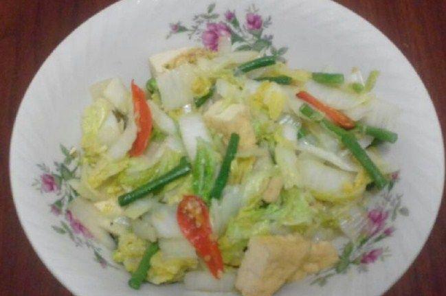 Resep Sayur Sawi Putih Resep Sawi Putih Sayuran