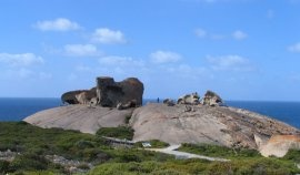 Admirable rock sur Kangaroo island