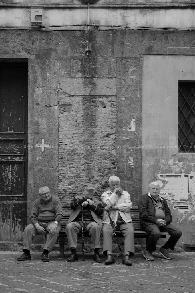 Fari Bahi, Napoli, Italia, 2011.