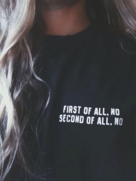 First of all, no. Second of all, no. Cotton t-shirt now available. Get it while it lasts! Comes in beige and black.