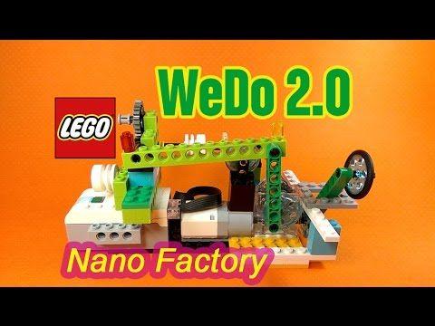 nanobot365.com: Talleres Lego WeDo 2.0