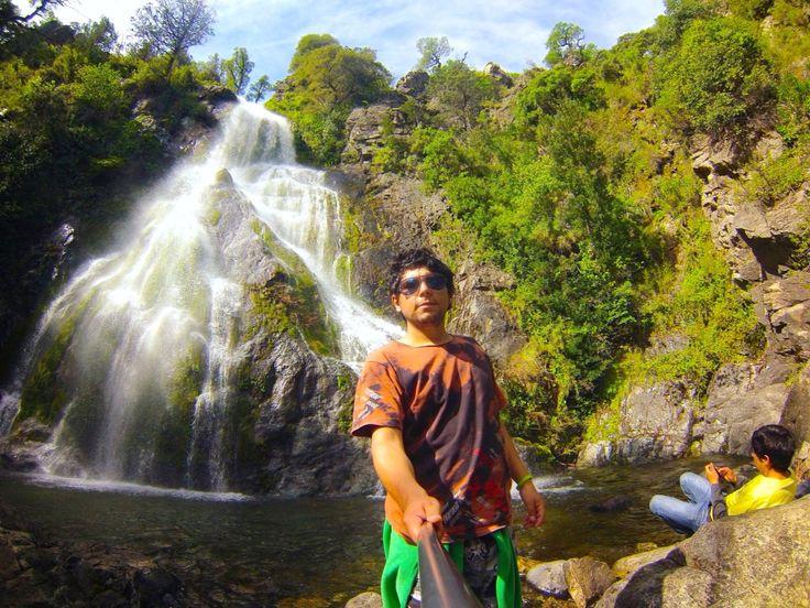 Mtñ cascada