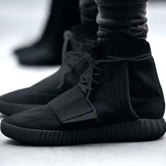 Adidas Yeezy Boost Black | Shoes | Pinterest | Adidas and Black