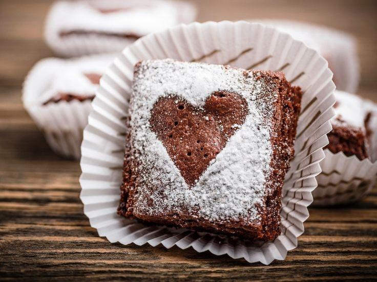 Formas fofas de embalar brownies com papel celofane | #manualidades #gastronomia #doces