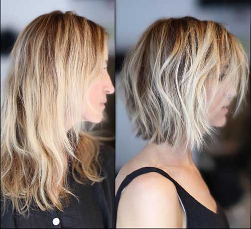 1000+ ideas about Balayage Bob on Pinterest