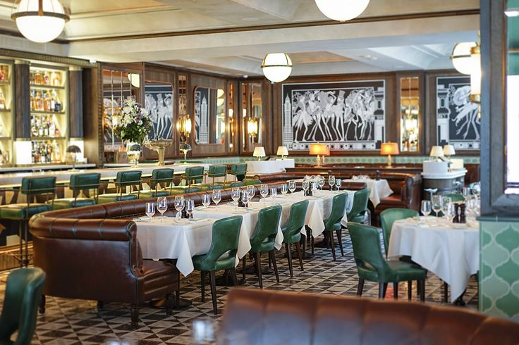 Smith & Wollensky London - American fine dining steakhouse now open, located in Adelphi Building off of The Strand and near Covent Garden. #London #Travel #TravelTuesday #Dining #Restaurants
