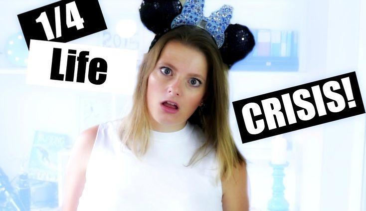 I'M HAVING A 1/4 LIFE CRISIS! | LauraJane