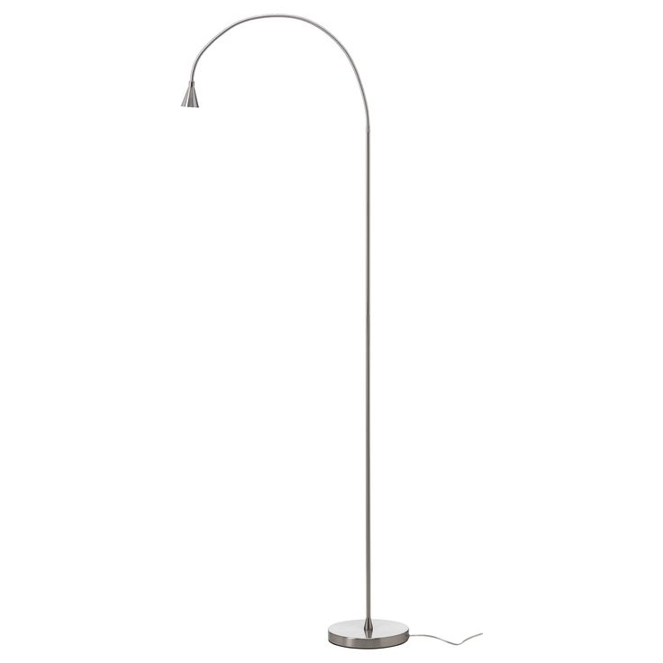 TIVED LED floor/read lamp - IKEA  This one is an adjustable arm, so a little more useful