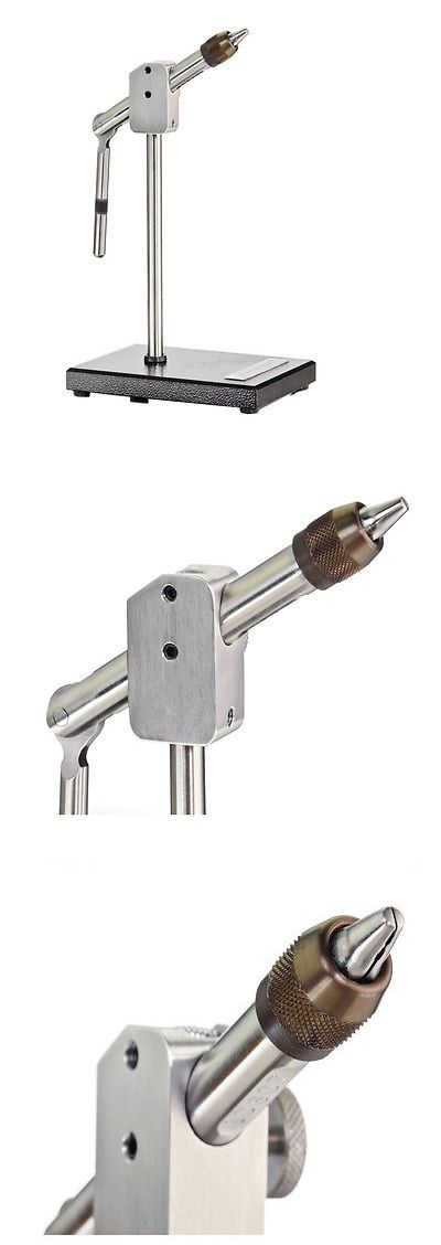 Fly Tying Vises and Tools 44916: Dyna-King Squire Tying Vise - Fly Tying -> BUY IT NOW ONLY: $199 on eBay!