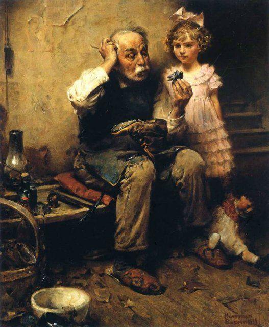 Марк Твен американской живописи. Лиричная и живая старая Америка Нормана Роквелла. / Культурное наследие / Бэйбики. Куклы фото. Одежда для кукол