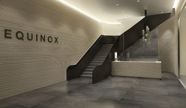The Lobby of the Chestnut Hill equinox