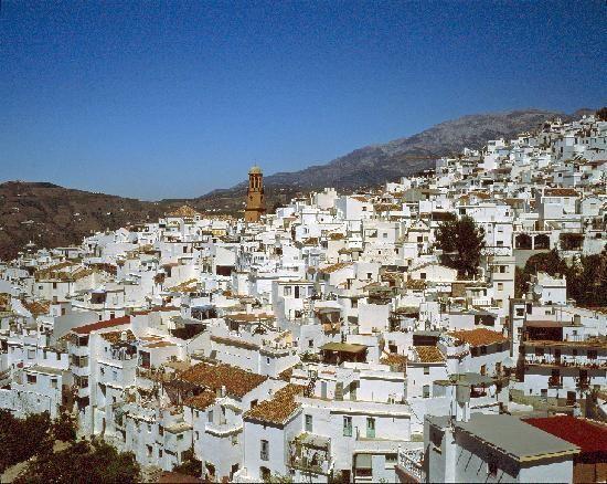 Torrox Pueblo, Spain