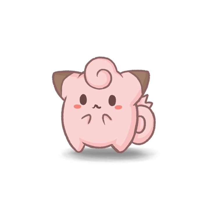 35 Clefairy By Colbyjackrabbit 포켓몬 Pinterest 포켓몬 및 그림
