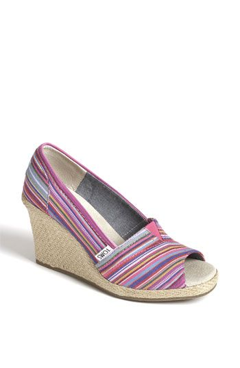 Woven Wedge TOMS - Got these - love them!