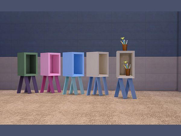 soloriya's Storage Vertical