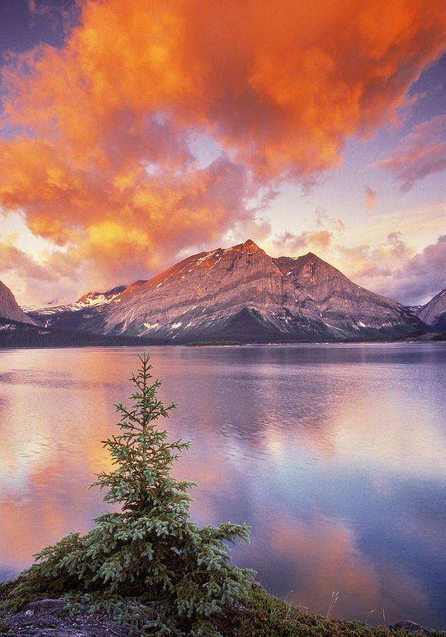 ✯ Upper Kananaskis Lake - Peter Lougheed Provincial Park - Kananaskis Country, Alberta