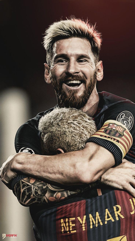 Messi & Neymar  Genios de la pelota