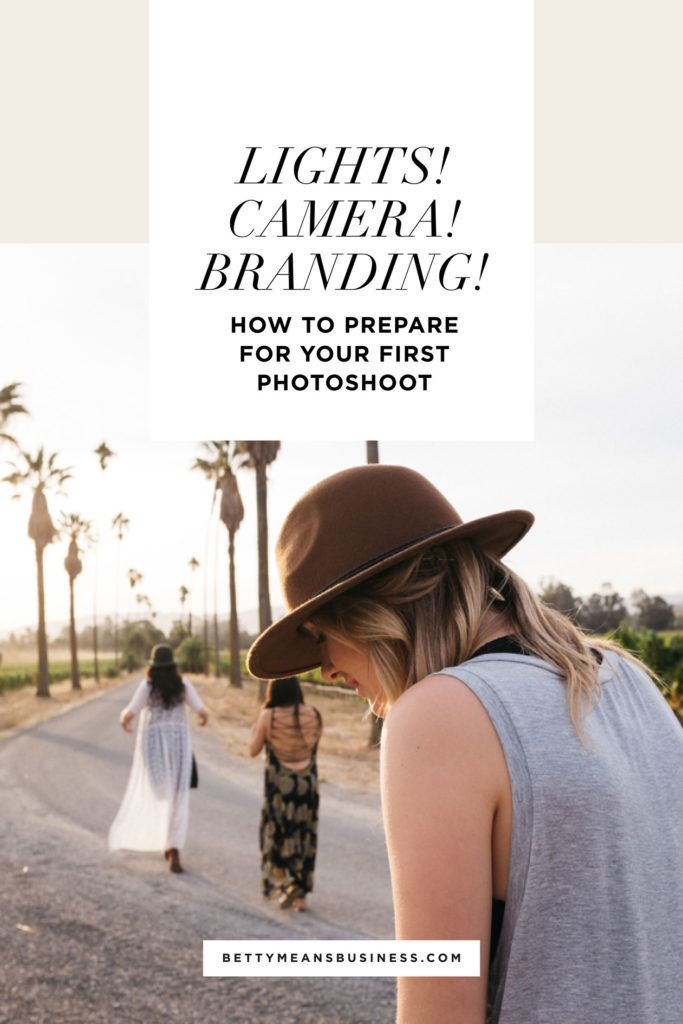 Professional branding photos can take your biz to a whole new level. Here are the best tips to help you make the most of your first (or next!) photo shoot