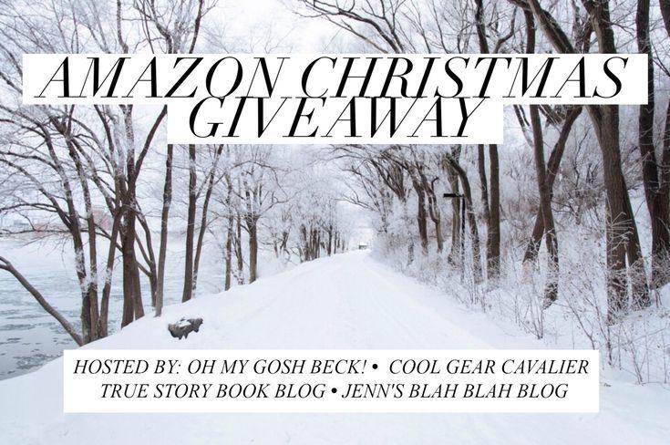 Amazon Christmas Giveaway: Win a free $400 Amazon gift card!