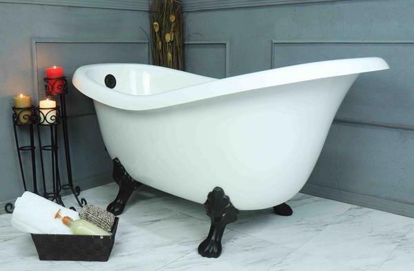 Clawfoot Slipper Bathtub Big Bathtub Bathtub Bathtub Remodel