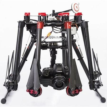 DJI S1000 Spreading Wings Professional Octocopter | Adorama