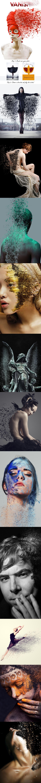 Vanish Photoshop Action #photoeffect Download: http://graphicriver.net/item/vanish-photoshop-action/12534770?ref=ksioks