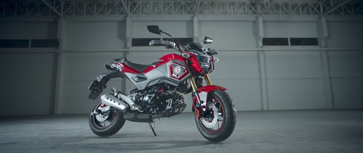 Custom 2016 Honda MSX 125 Pictures | Review / Specs - Grom Changes Coming to the USA? | Honda-Pro Kevin
