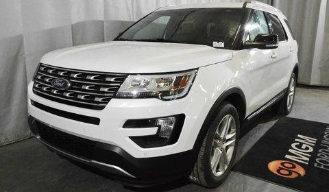 Shop New Ford Explorers at MGM Ford Lincoln in Red Deer, Alberta