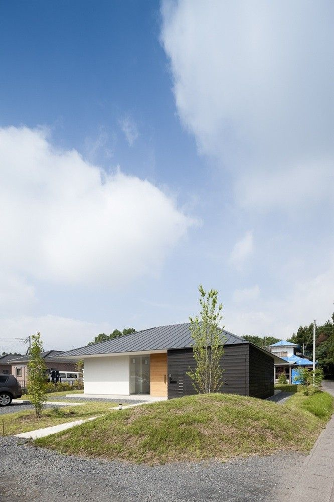 Gallery of Doughnut House / Naoi Architecture & Design Office - 17