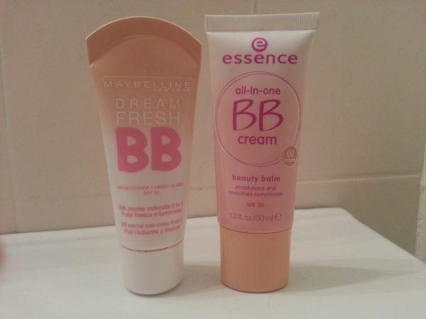 Dos BB Creams muy económicas a examen: Essence vs. Maybelline