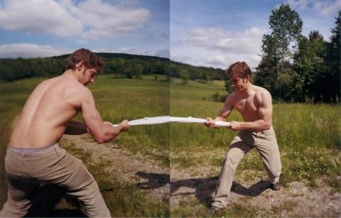 David Hillard, Tug of war