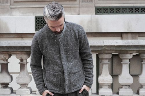 grayCE: Cardigans, British Isles, Gray Cats, Hairs, Doneg Wool, Men'S Fashion, Grey, Kelly Doneg, Seh Kelly