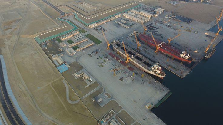 Oman drydock shipyard - Duqm
