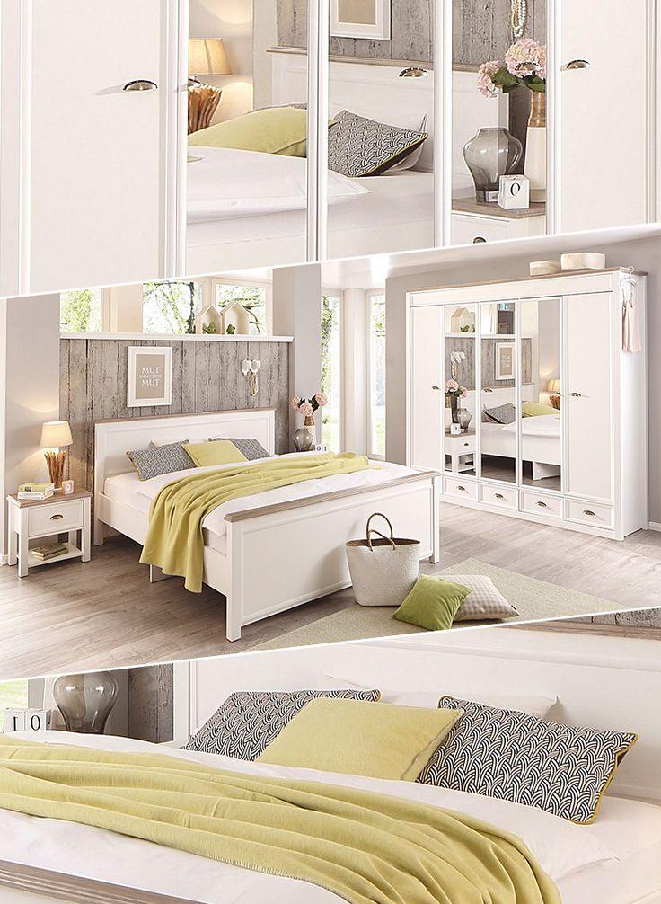 274 best Schlafzimmer @ OTTO images on Pinterest Bedroom, Cotton - schlafzimmer im landhausstil