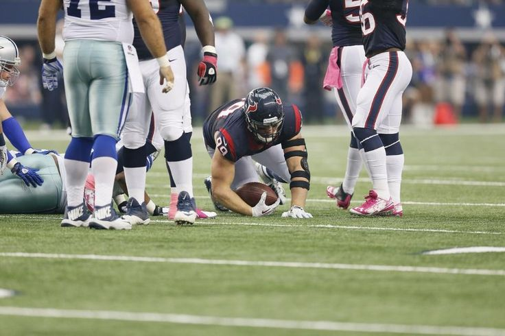 Texans vs. Cowboys: Game