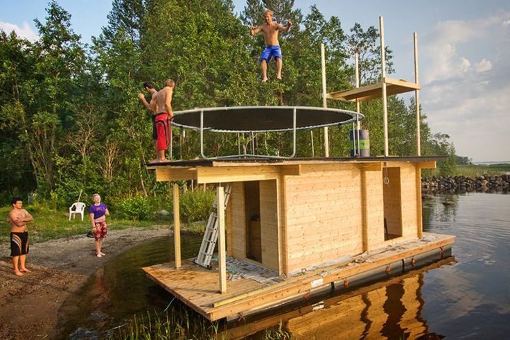 Floating Sauna - Google Search