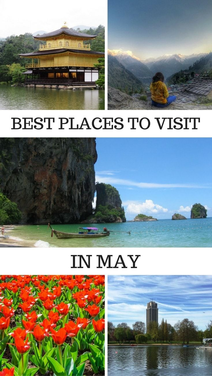 Are you looking for the best place to visit in May 2017? 11 travel bloggers share the best places to travel in May 2017 around the world