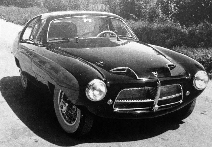 1953 Pegaso Z-102 Thrill (Touring)