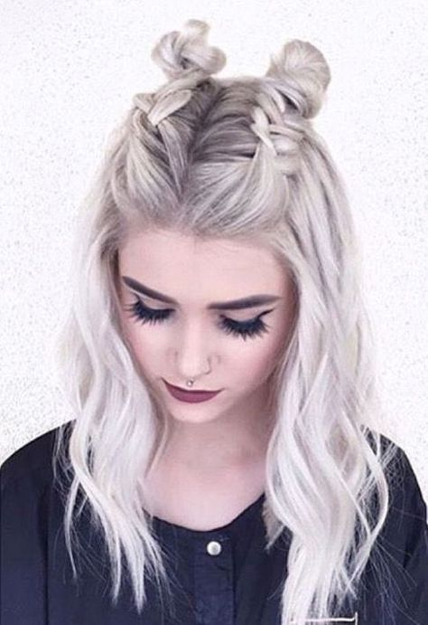 Back Hairstyle It S An Up Do Thing Pinterest Hair Styles Hair