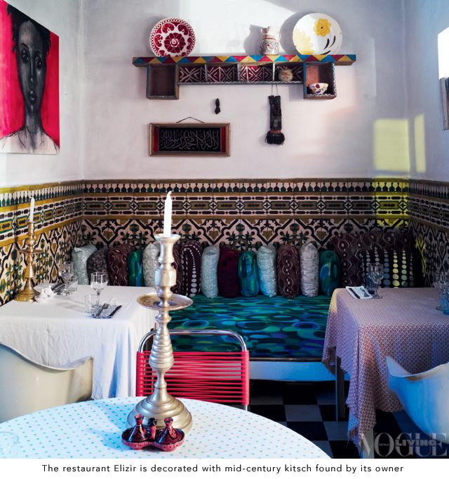 Elizir Essaouira. Top 8 things to do in Essaouira, Morocco. Vogue Living AU, Sept/Oct 2013