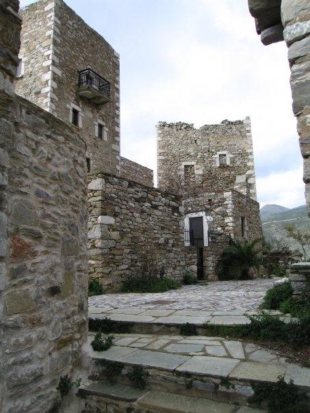 Mani, Vatheia, Greece