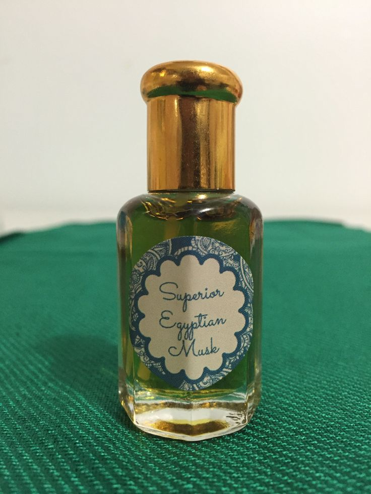 Superior Egyptian Musk Scented Oil
