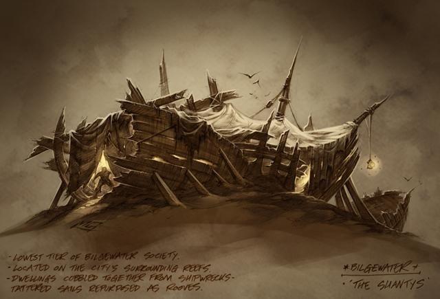 Aguasturbias: La renovación de un pirata | League of Legends