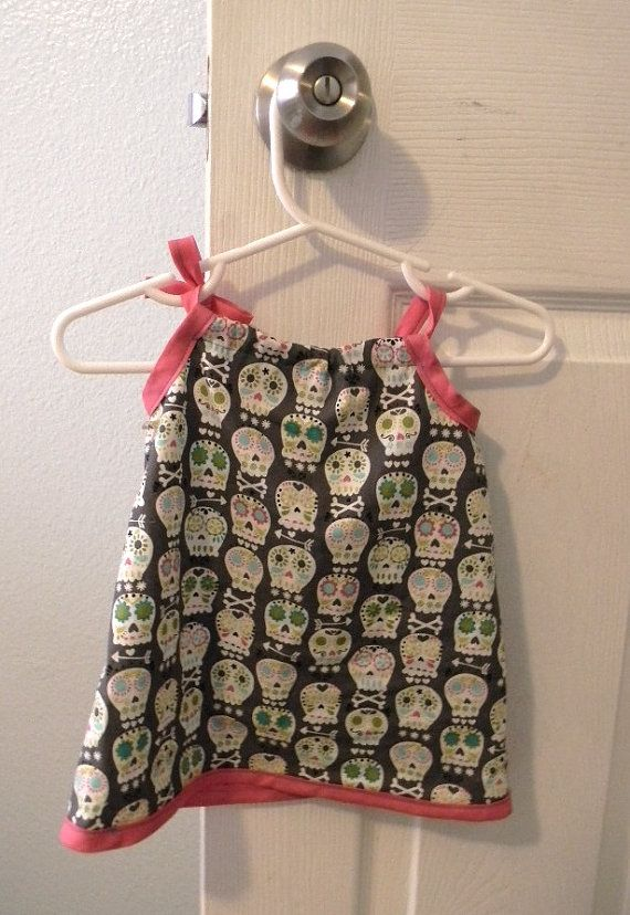 Fun Little Pillow Case Dress for Babies, Infants, Toddlers, and little girls - Custom Made, You Pick the Fabric