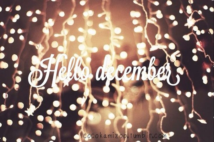 Hello December december hello december december images december quotes and sayings december image quotes december pictures hello december 2016