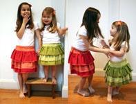 cute skirt tutorialRuffles Skirts, Edging Ruffles, Pdf Sewing, Ruffleici Skirts, Pattern Purcha, Future Pattern, Wink Design, Sewing Kids Clothing, Sewing Patterns