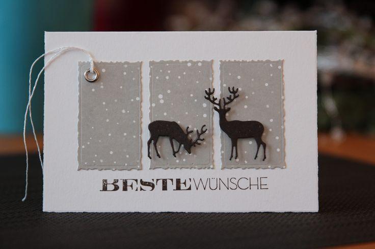 Weihnachtsgrüsse - Beste Wünsche