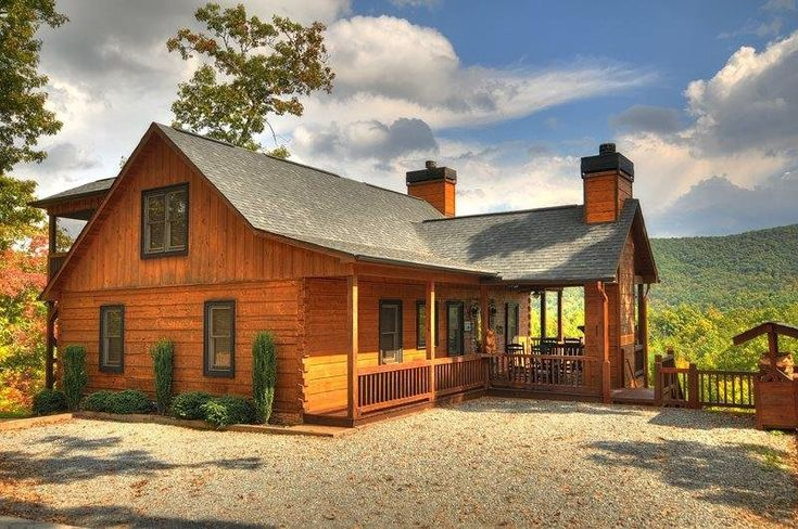 45 Best Cabins Images On Pinterest Rental Homes Vacation Rentals And Wood Cabins